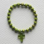 green elastic